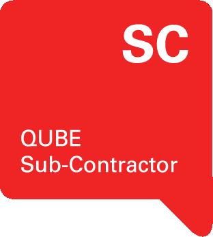 QUBE Quantity Surveyors Sub-Contractor Services